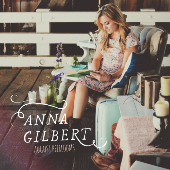 """Anna's Summer EP """"August Heirlooms"""" is available via iTunes now!"""